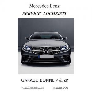 mercedes garage bonne